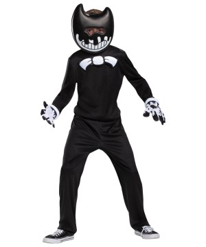 Boys Ink Bendy Costume