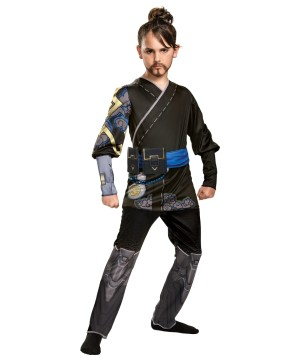 Boys Hanzo Costume Overwatch