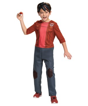 Boys Kuozo Costume Bakugan