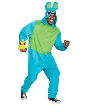 Bunny Jumpsuit Toy Story 4 Adult Costume