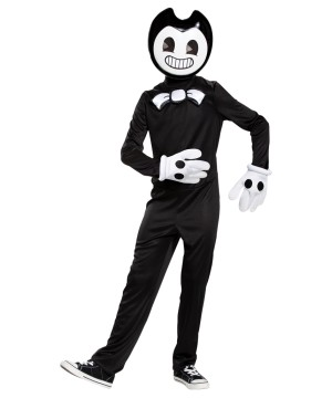 Boys Bendy Costume