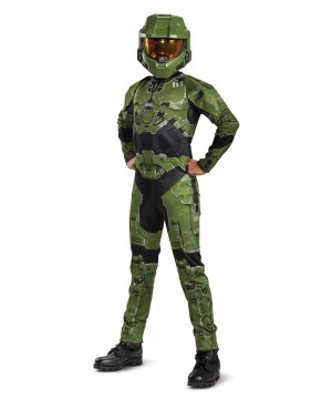 Kids Master Chief Infinite Costume