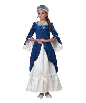 Colonial Era Dress / Martha Washington Costume