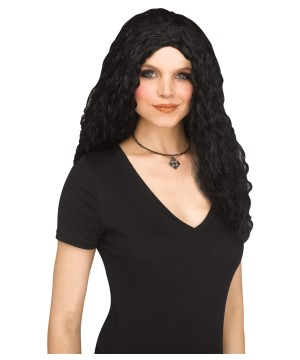 Crimped Sorceress Wig