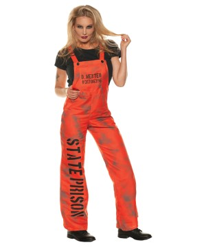 D. Mented Womens Costume