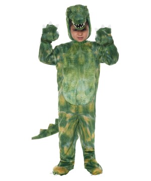 Alligator Toddler Costume deluxe