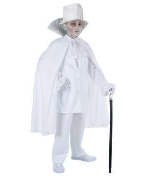 Ghostly Boys Kids Costume