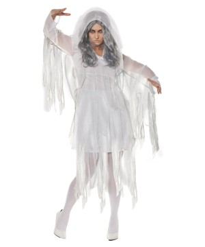 Ghostly Light Womens Costume