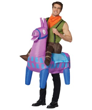 Fortnite Giddy Adult Costume