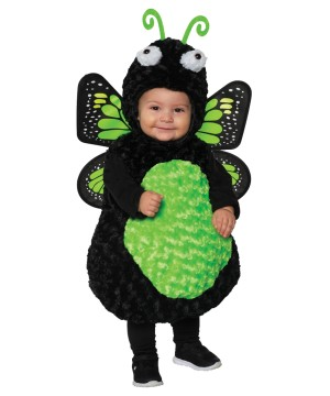 Green Butterfly Girls Costume Toddler