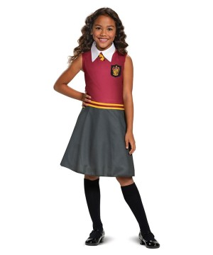 Girls Gryffindor Harry Potter Costume