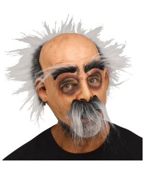 Hairy Old Man Adult Mask