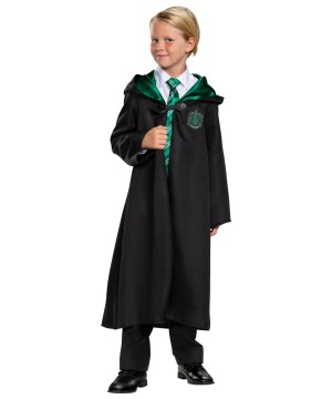 Harry Potter Slytherin Kids Robe Classic