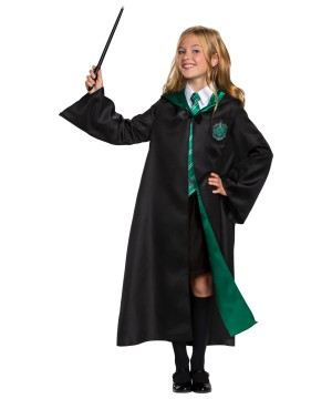 Harry Potter deluxe Slytherin Robe Kids