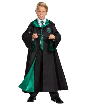 Harry Potter Slytherin Kids Robe Prestige