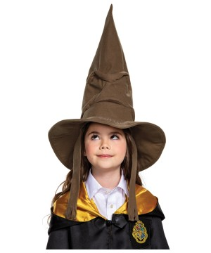 Harry Potter Sorting Hat Kids (4 )