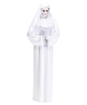 Horror Habit Ghost Nun Adult Costume