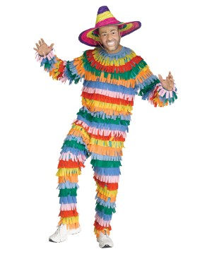 Impractical Jokers Human Pinata Murr Costume