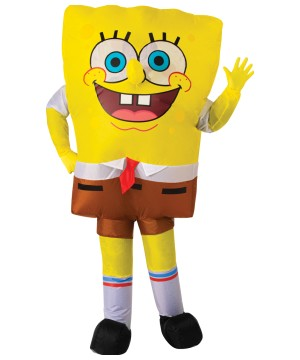 Inflatable Spongebob Kids Costume