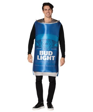 Bud Light Adult Costume