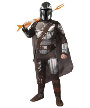Mandalorian Adult Costume
