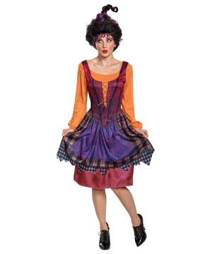 Mary Hocus Pocus Womens Costume