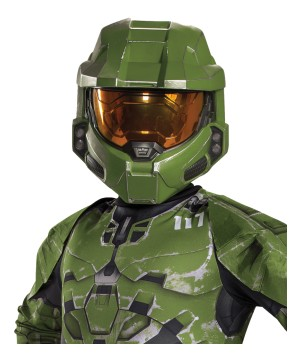 Master Chief Infinite Half Mask Kids