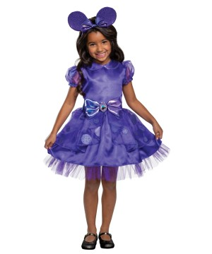 Minnie Potion Purple Toddler Girls Costume