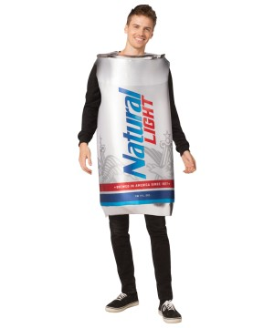 Natural Light Adult Costume