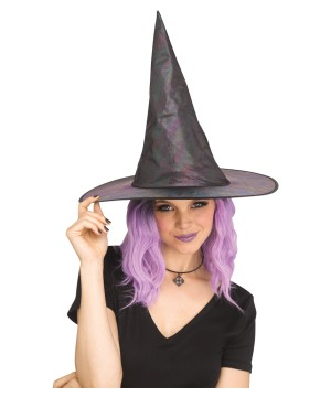 Oil Slick Witch Hat
