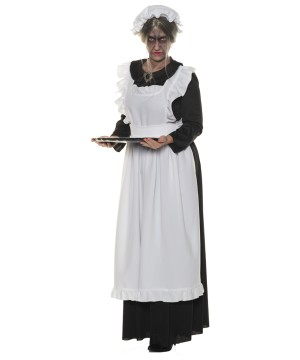 Old Maid Womens Costume