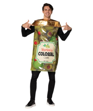Olive Jar Adult Costume