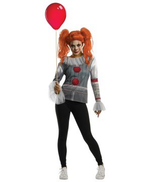 Pennywise Womens Costume