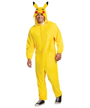 Pikachu Mens Costume