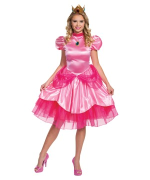 Princess Peach (2020) Womens Costume