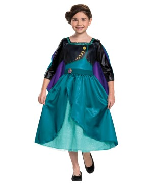 Queen Anna Frozen Toddler Costume