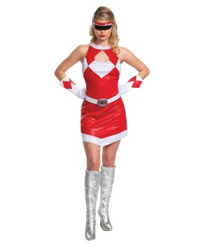 Ranger Mighty Morphin Womens Costume