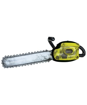 Realistic Inflatable Chainsaw