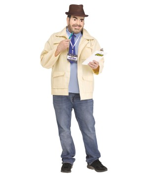 Impractical Jokers Tony Gunk Mens Costume