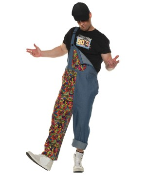 Trippin Mens Costume