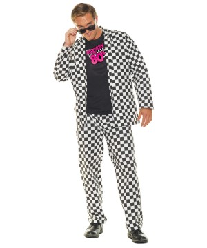 Valley Dude Mens Costume