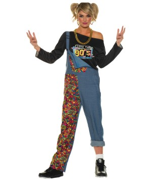 Word up Womens Costume