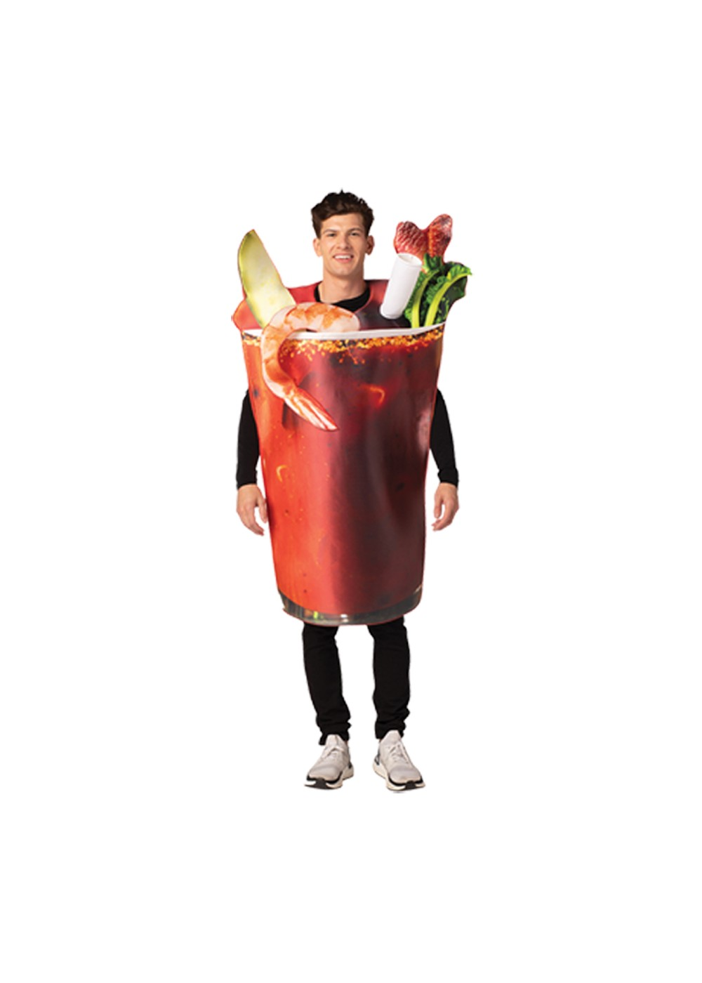 Bloody Mary Tunic  Costume