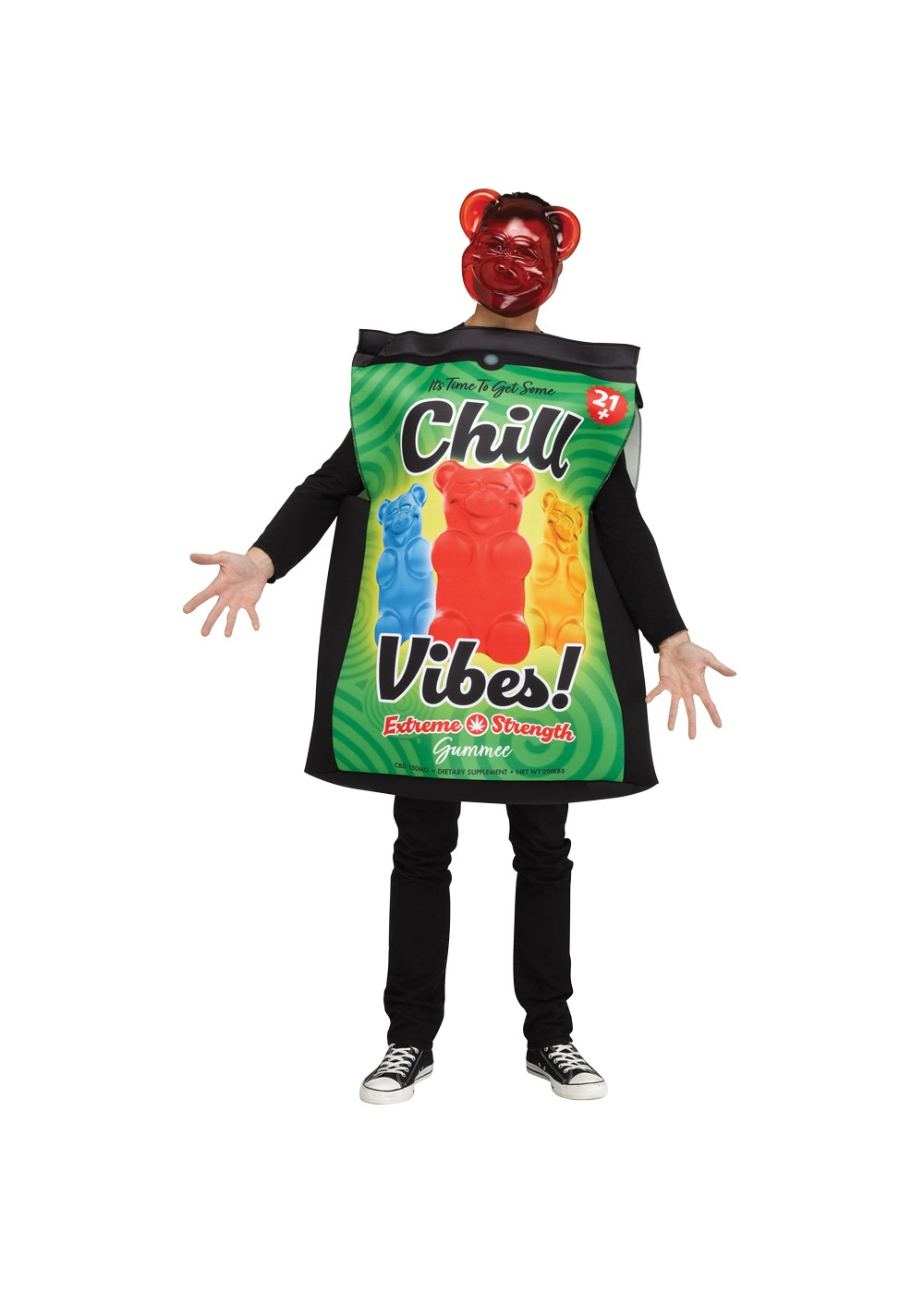 Cannabis Candy  Costume
