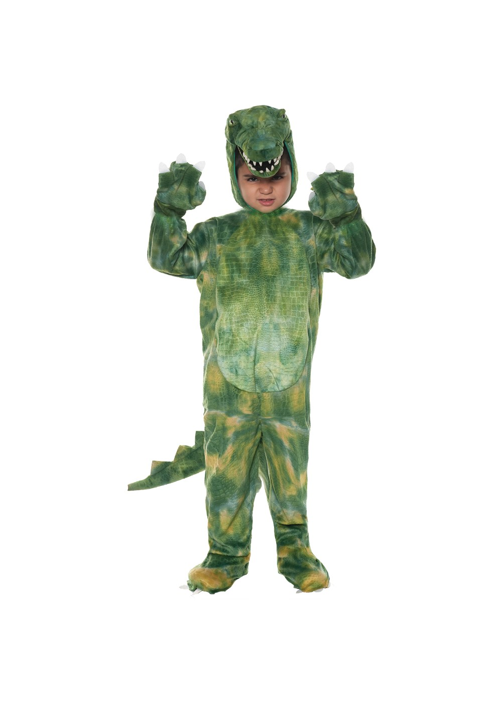 Kids Alligator Toddler Costume Deluxe