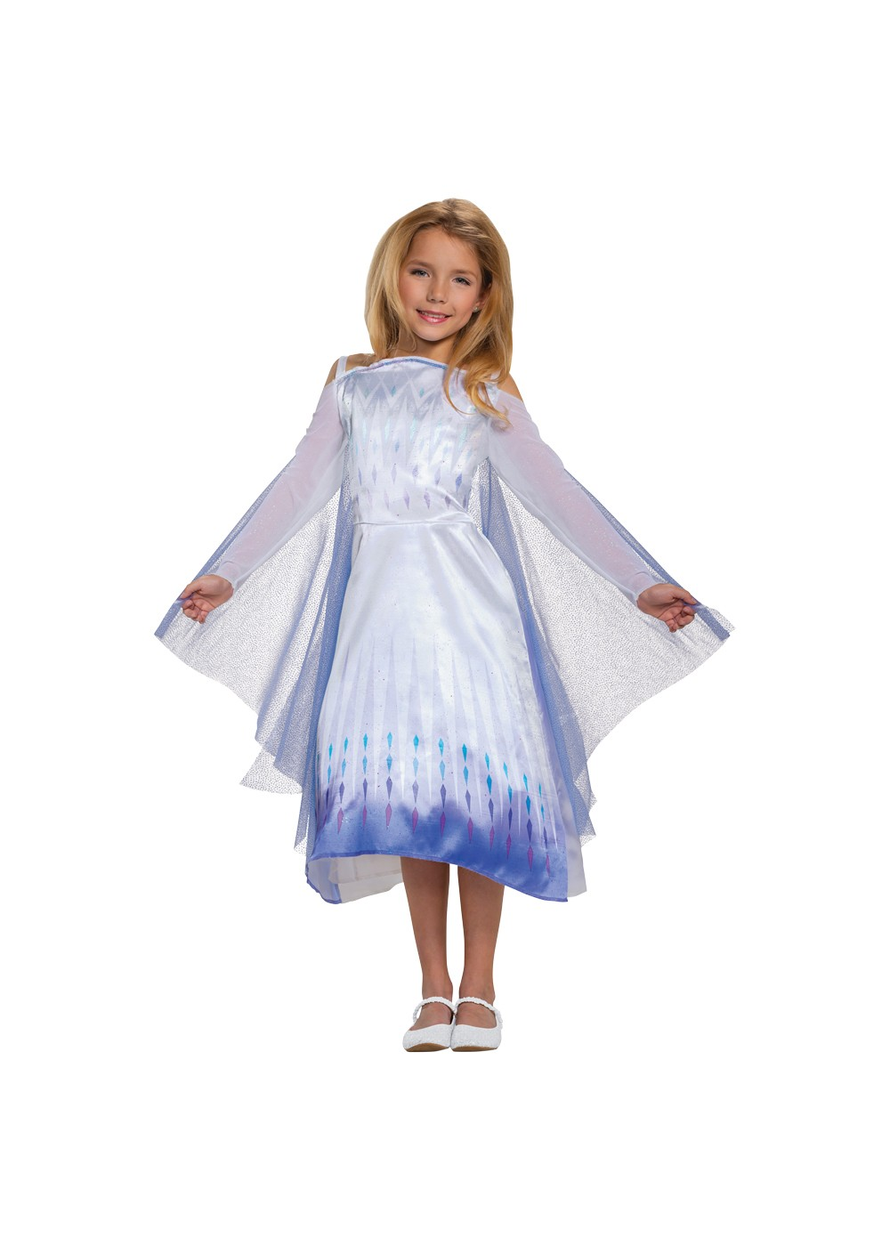 Kids Disney Snow Queen Elsa Toddler Costume