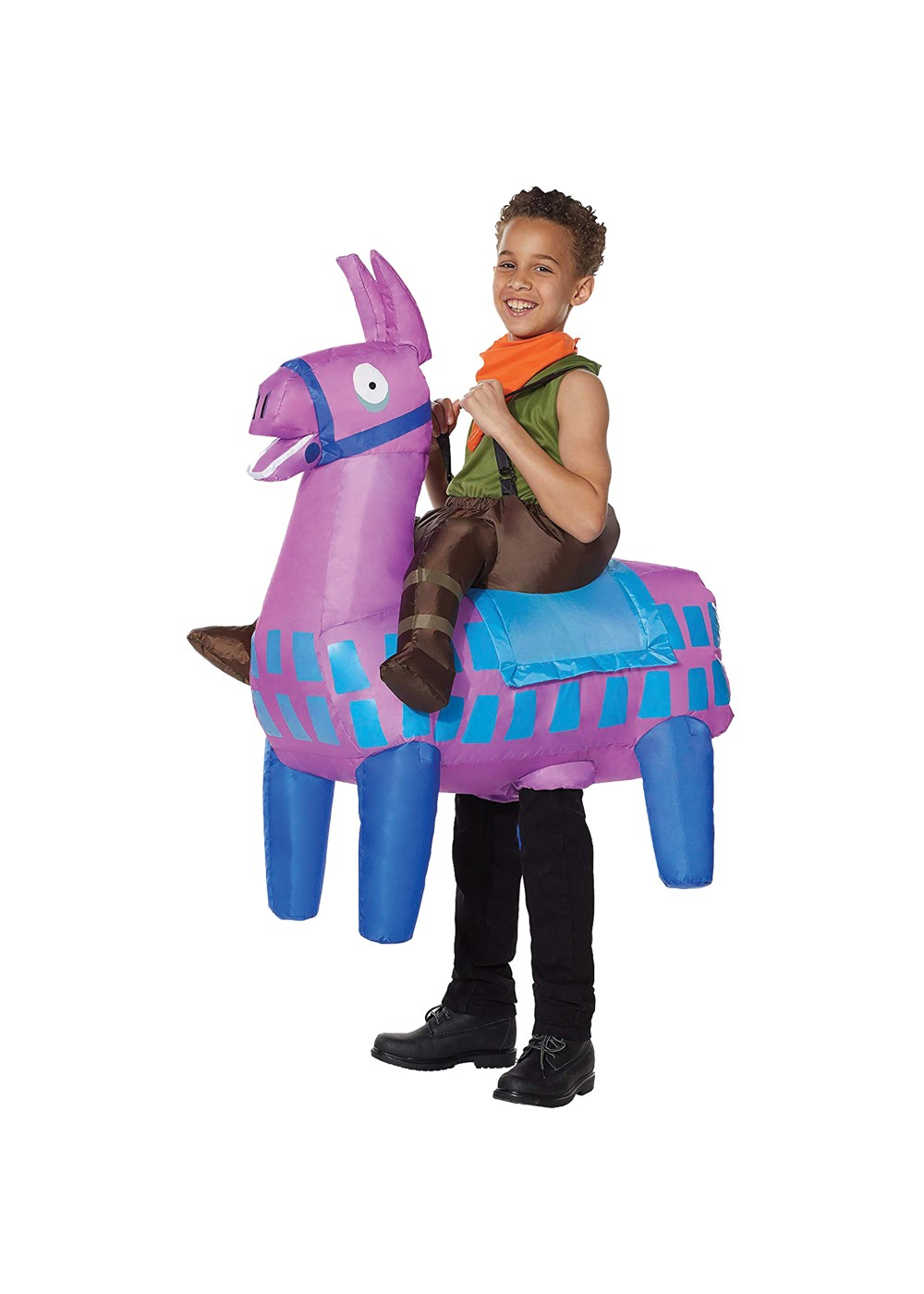 Kids Fortnite Giddy Child Costume
