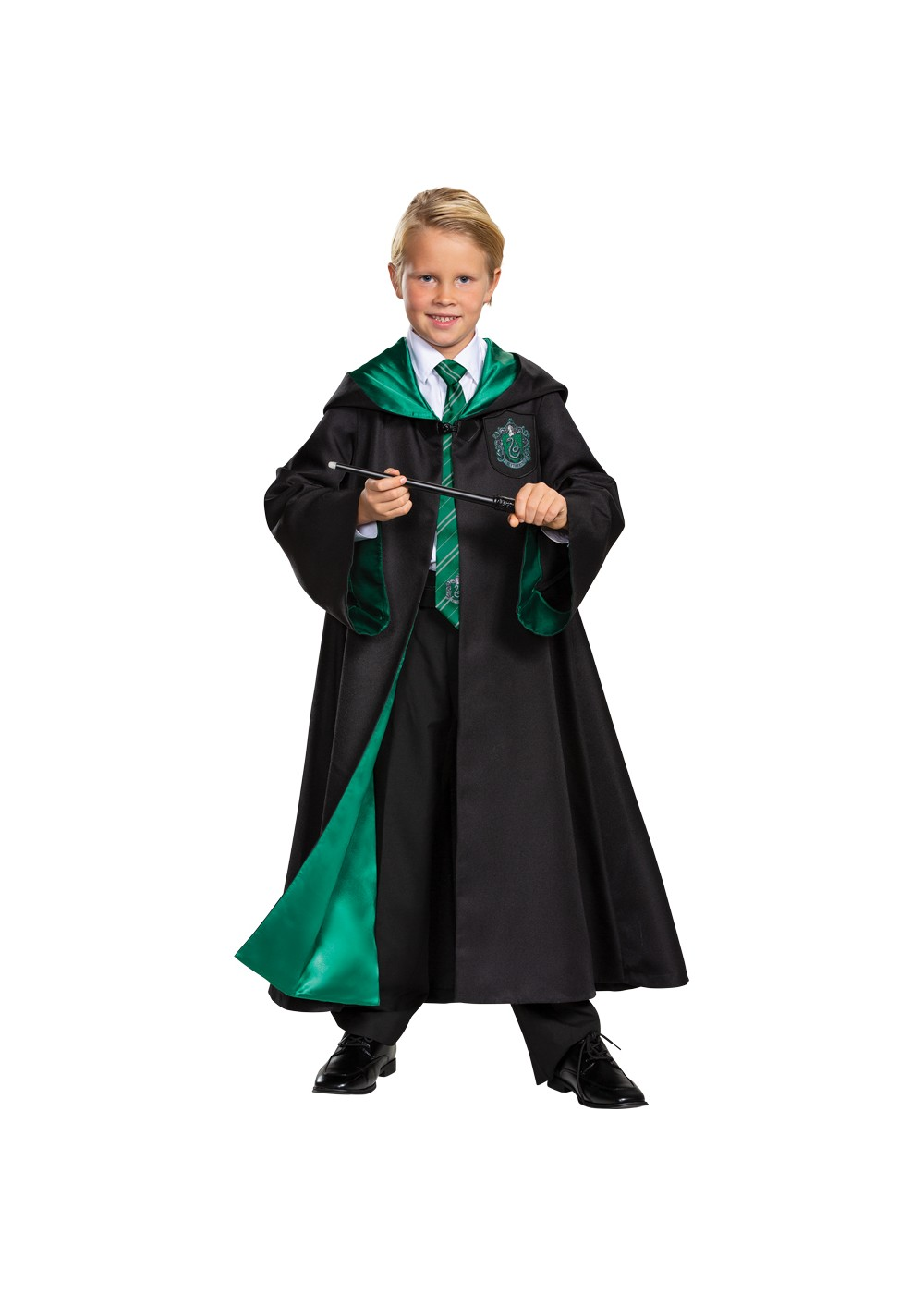 Kids Harry Potter Slytherin Child Robe Prestige