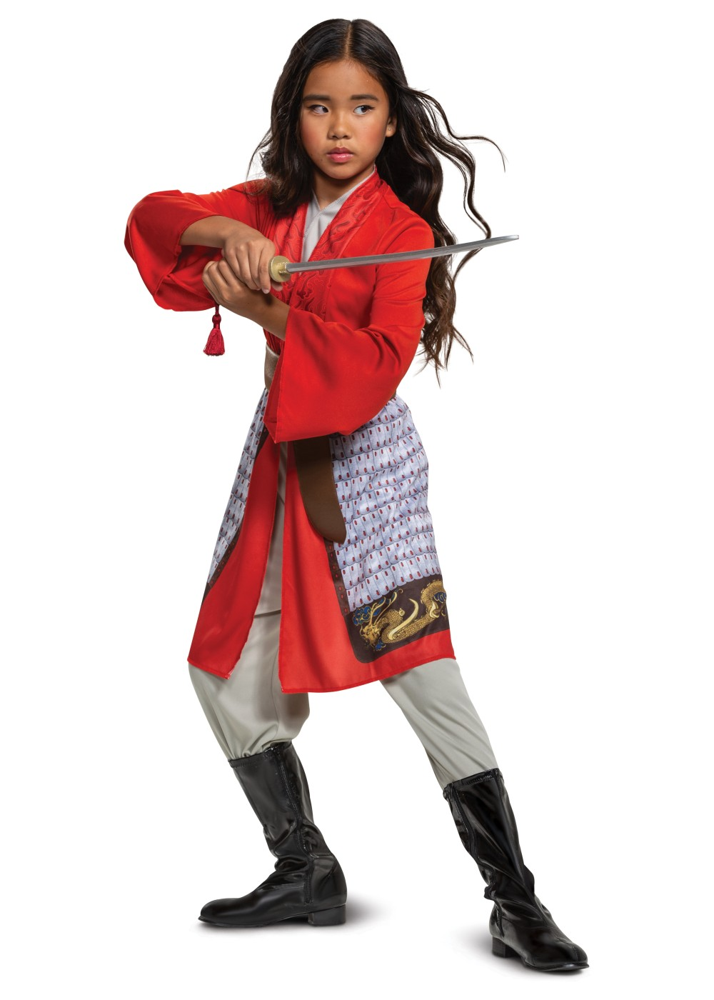 Mulan Red Dress Costume Asian Costumes New For 2020