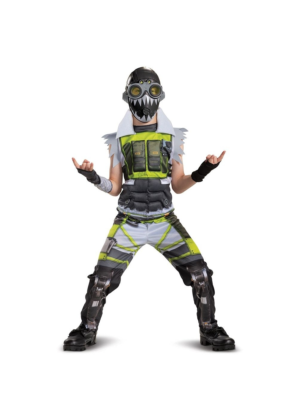 Boys Octane Costume